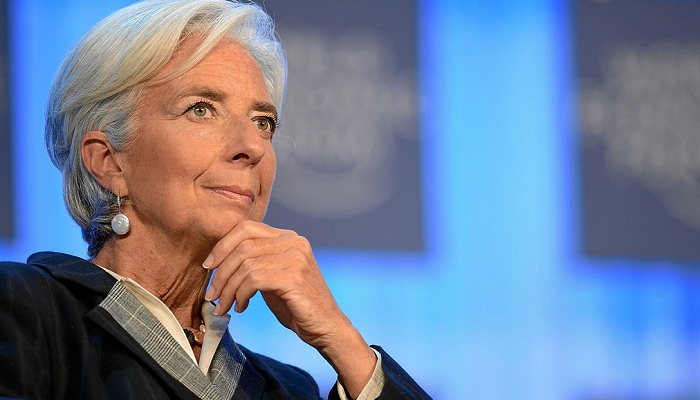 IMF's Managing Director talks about fintech importance in fight against terrorism