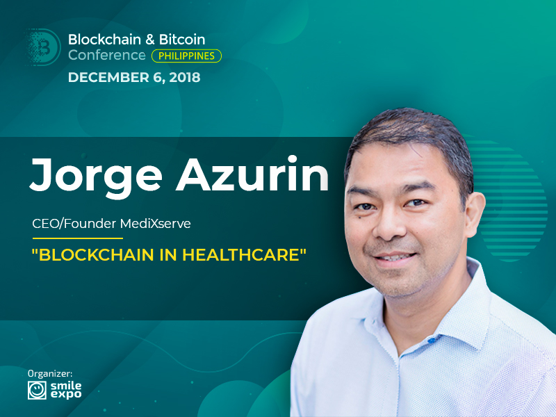 How Can DLT Transform Healthcare: Answer from Jorge Azurin, CEO & Founder at MediXserve