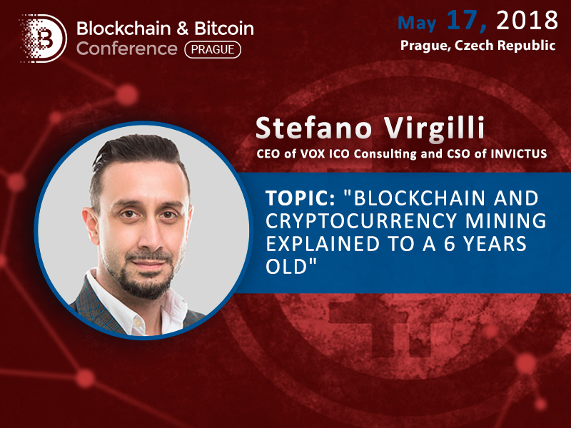 How Does Blockchain Work? Stefano Virgilli, CEO at VOX ICO Consulting, Will Explain