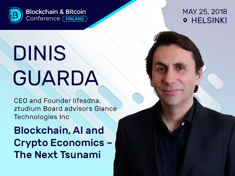 How Powerful Are Blockchain and AI? Dinis Guarda, CEO lifesdna & CEO Ztudium, Will Explain