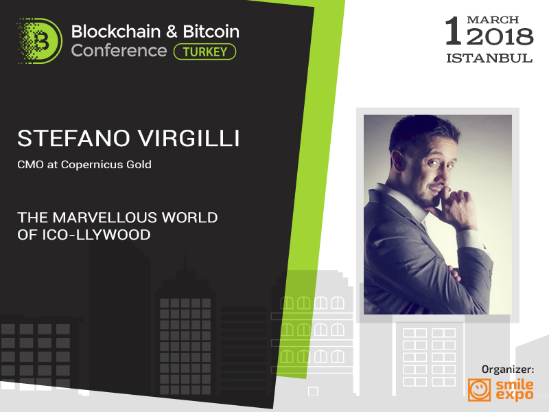 How to adjust sales and marketing of ICO project: presentation by marketing expert Stefano Virgilli