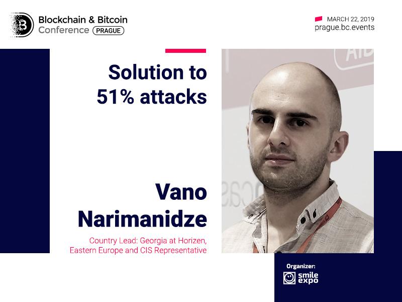 How to avoid cryptocurrency attacks: Vano Narimanidze, Horizen