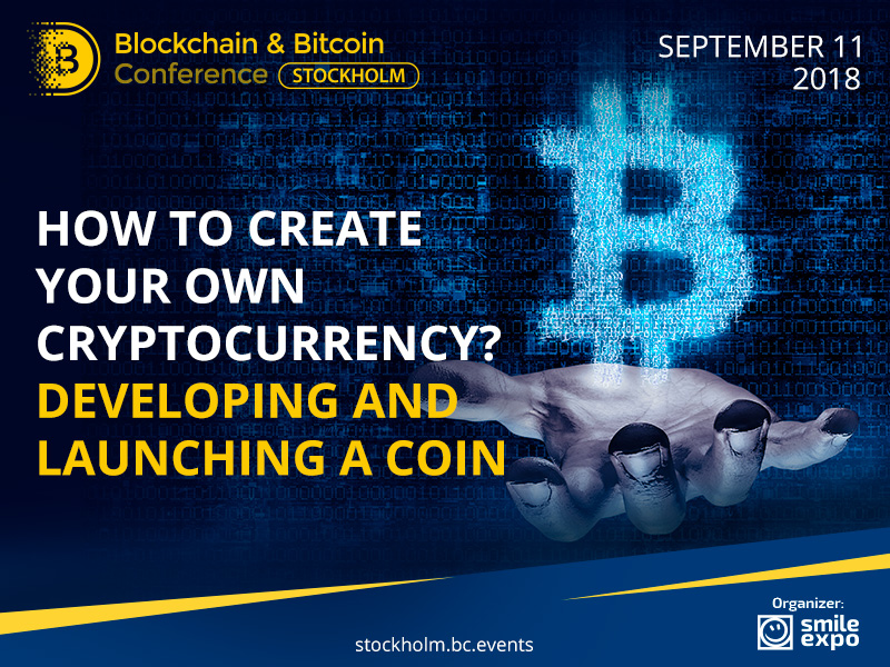 How to Create Your Own Cryptocurrency? Developing and Launching a Coin