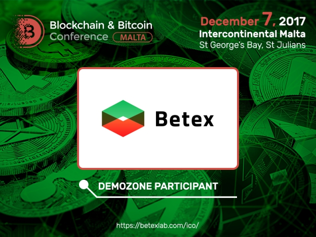 How to make profit of financial derivatives market? Betex specialists to give tips at Blockchain & Bitcoin Conference Malta