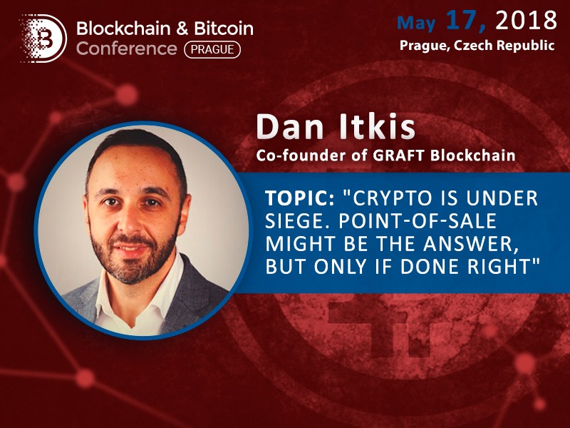 How to Turn Cryptocurrency into Mainstream? GRAFT Blockchain Co-founder Will Explain