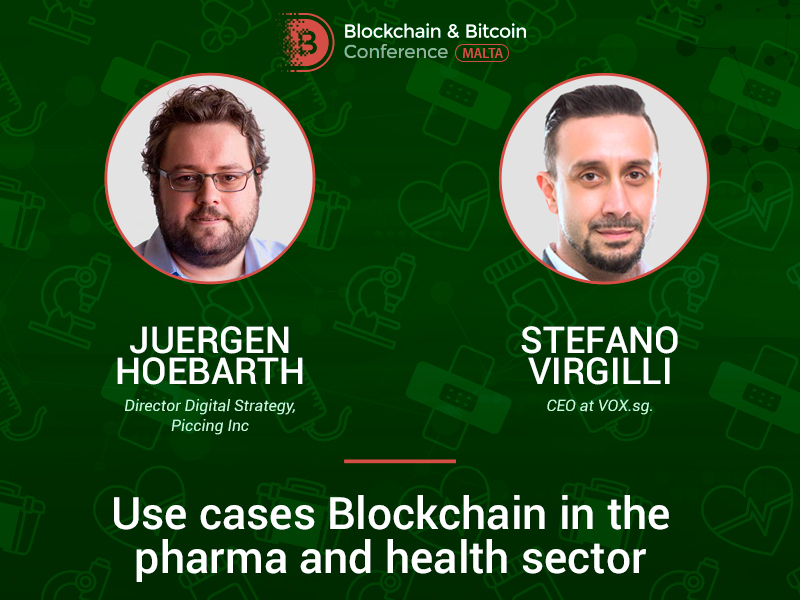 How to use blockchain in healthcare? Experts' opinion at Blockchain & Bitcoin Conference Malta