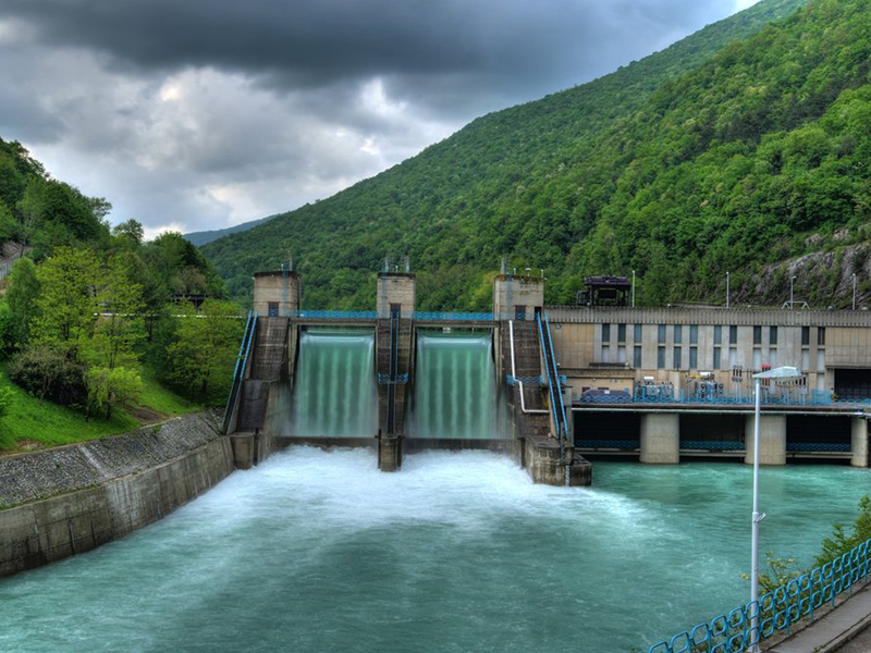 Hydropower: future of mining?