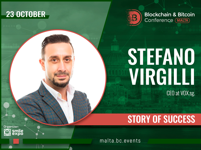 """""""I take responsibilities for failure and I am happy to share success"""" - The Story of Stefano Virgilli, CEO at VOX.sg"""