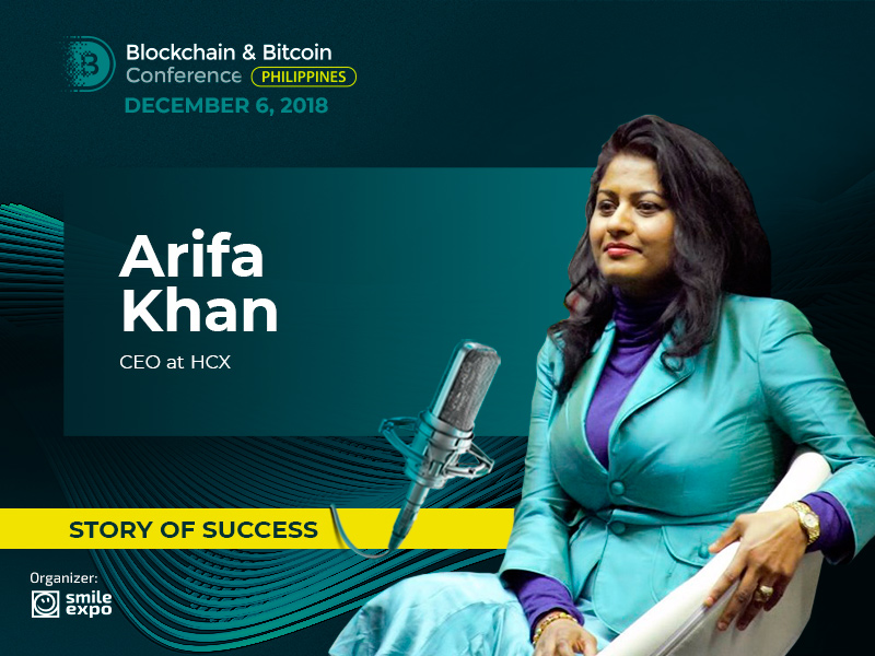 """I wanted to change the status quo with blockchain"" - The Story of Arifa Khan, Founder at Himalaya Labs & Fintech Storm"