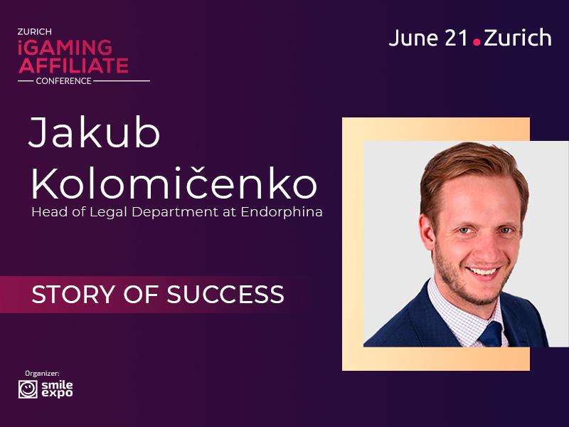 I Will Try My Best to Keep Up with the Fast Development of Gambling Industry. Story by Lawyer Jakub Kolomičenko