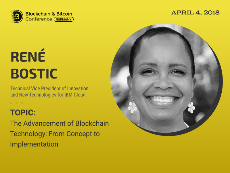 IBM Cloud Technology Expert to speak at Blockchain & Bitcoin Conference Berlin