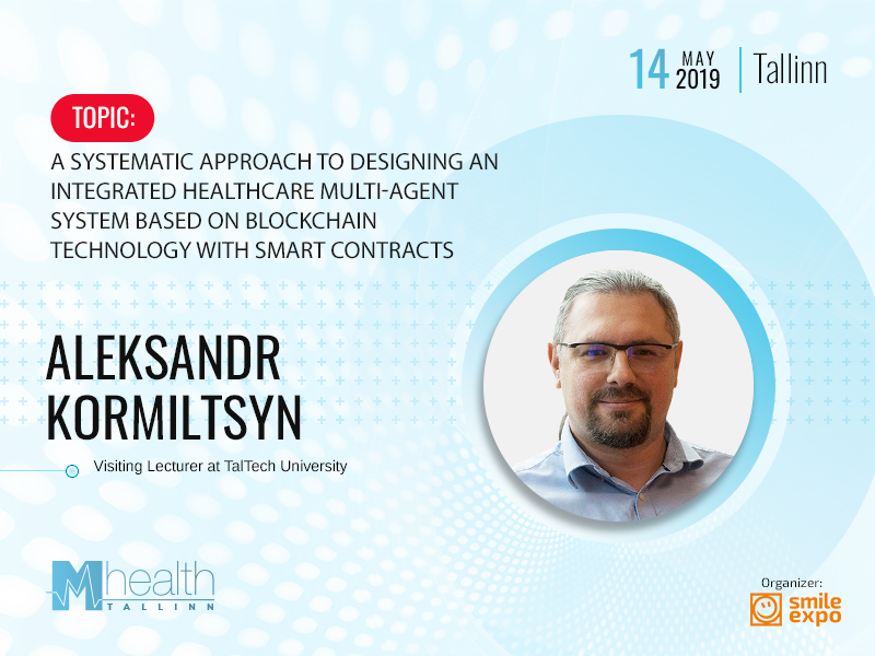 Improvement in Healthcare Systems: to Be Discussed by Visiting Lecturer at TalTech University – Aleksandr Kormiltsyn