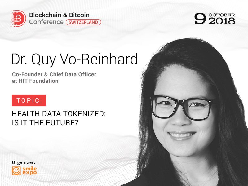 Improving Health Industry with Tokenization – Is It Possible? Answer from Co-Founder & Chief Data Officer at HIT Foundation