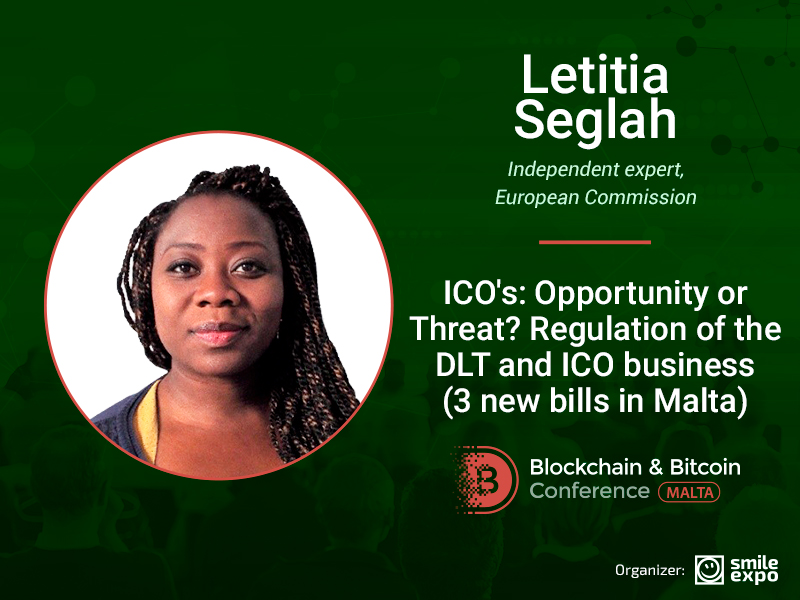 Independent expert of European Commission Letitia Siglah to participate in panel discussion