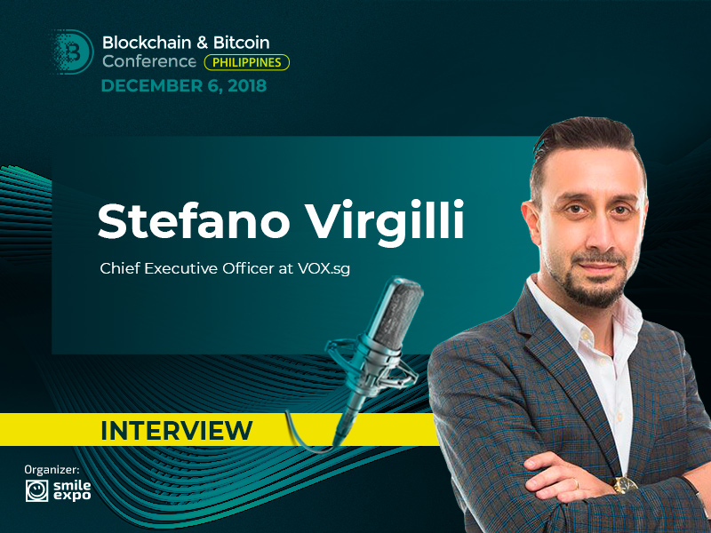 Industries That Require Validation Need Blockchain – Stefano Virgilli, CEO at VOX