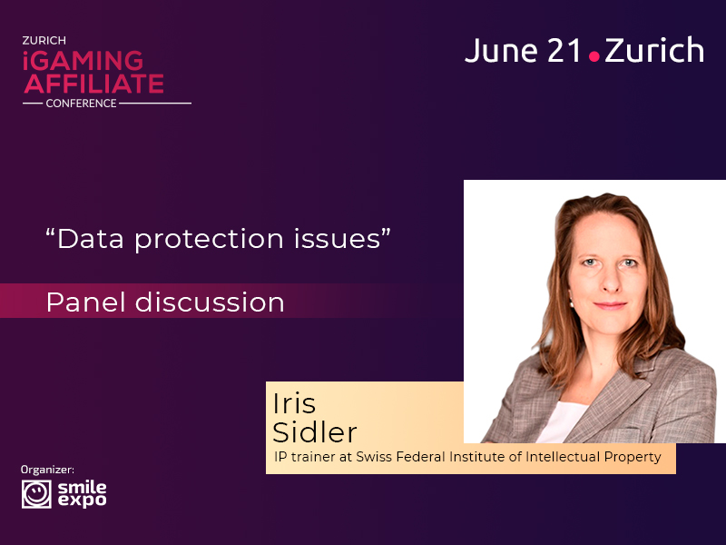 Iris Sidler to Participate in Panel Discussion at Zurich iGaming Affiliate Conference