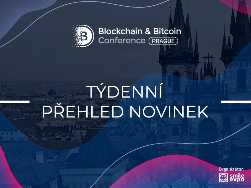 Čistička vody na blockchainu a kryptoměna BitTorrent Foundation. Krypto zprávy týdně