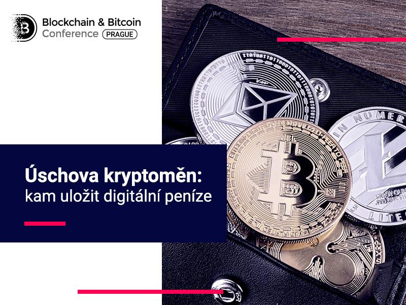 Jak ochránit digitální peníze? Bezpečné uložení kryptoměn