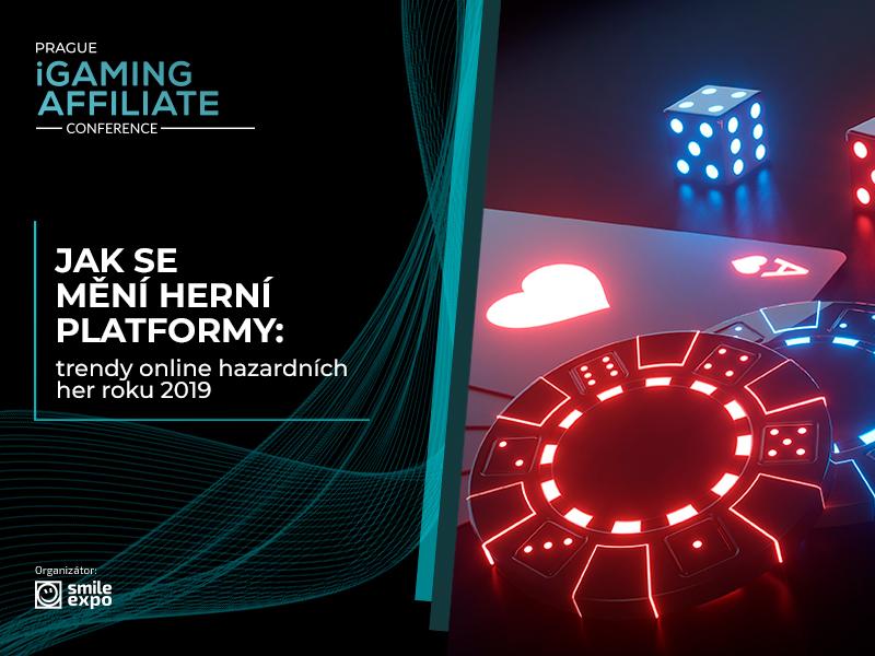Jak se mění herní platformy: trendy online hazardních her roku 2019
