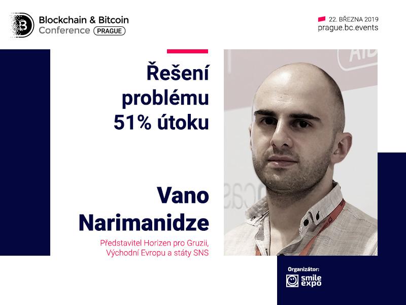 Jak zabránit útokům na kryptoměny: Vano Narimanidzeho, Horizen