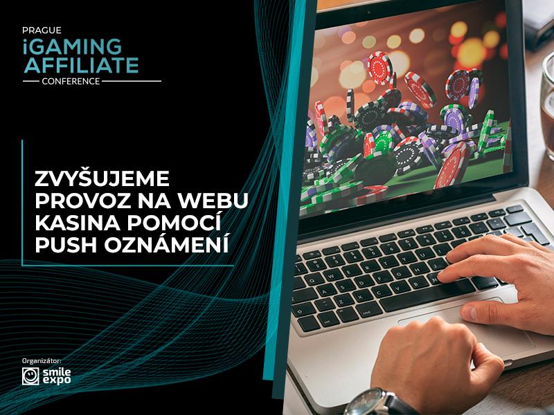Jak zvýšit provoz na webu pomocí push notifikací: ovlivnění návštěvnosti kasina