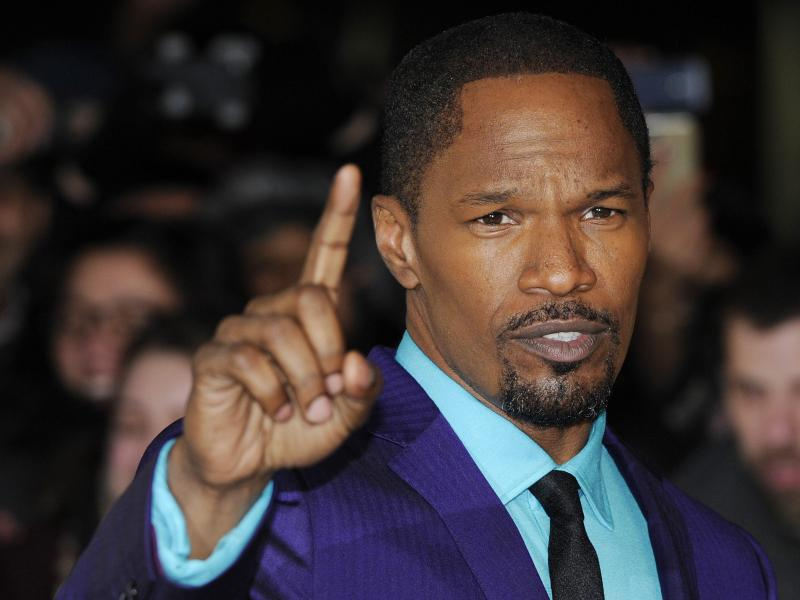 Jamie Foxx supports the token sale for Cobinhood