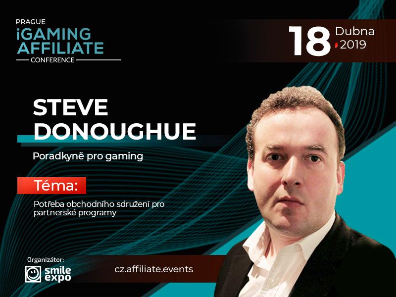 Kodex chování pro affiliate partnery: vedoucí poradce pro gambling Steve Donoughue nabídne vhled do tématu