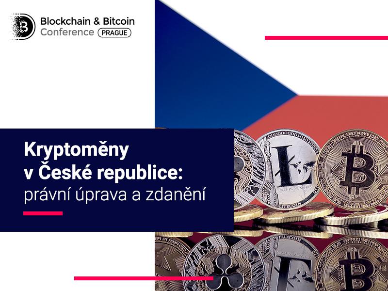 Kryptoměny v České republice: právní úprava a zdanění