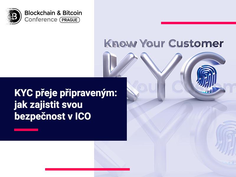 KYC přeje připraveným: jak zajistit svou bezpečnost v ICO