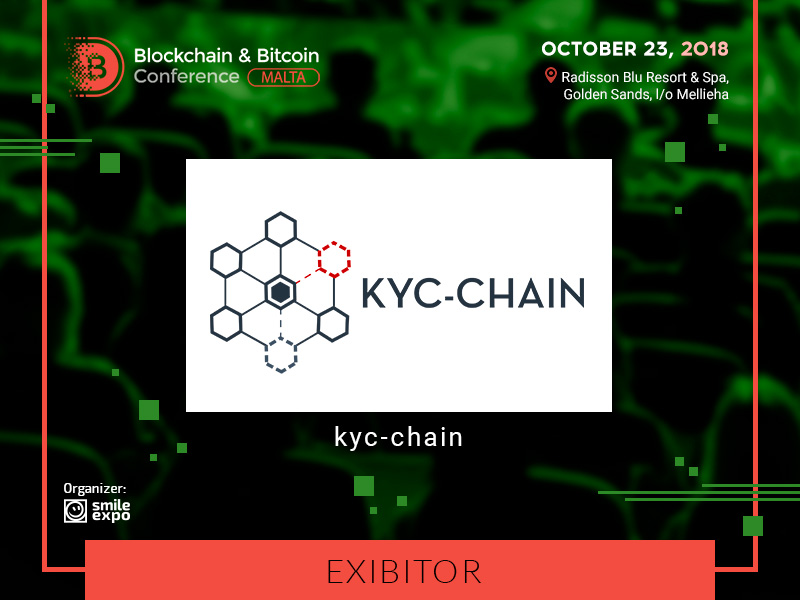 KYC policy – KYC-Chain Platform Will Exhibit Solutions at the Conference