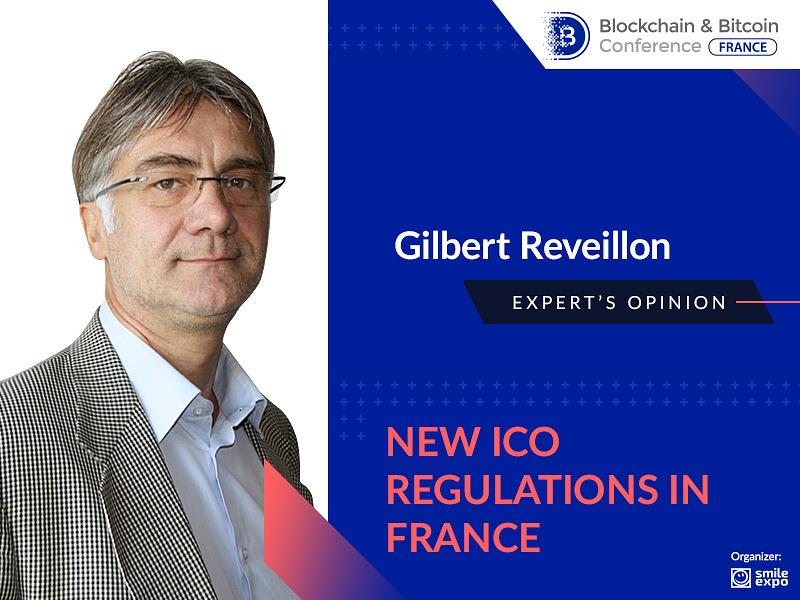 La réglementation de l'ICO en France: l'opinion de Gilbert Reveillon de CNCCEF