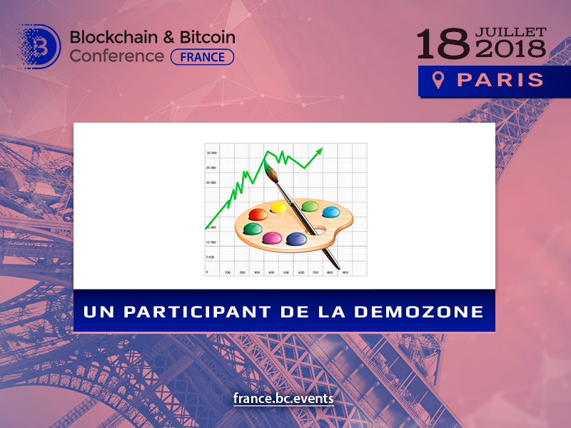 Le projet de la Blockchain ArtNoy participera à la conférence Blockchain & Bitcoin Conference France