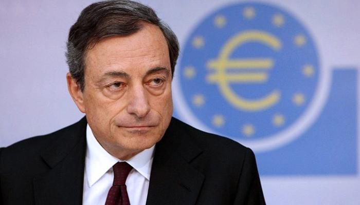 "Mario Draghi: ""Cryptocurrencies don't have a strong influence on real economy"""