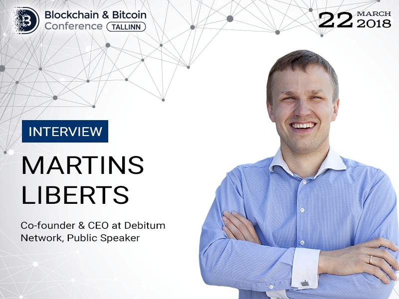 Martins Liberts: Self-regulated ICO means fairness, transparency and security