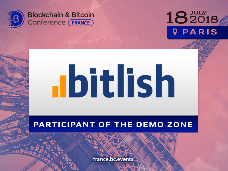 Meet exhibition area participant: Bitlish cryptocurrency service