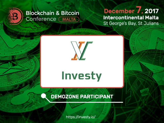 Meet Investy: developer of blockchain service for crypto investments!