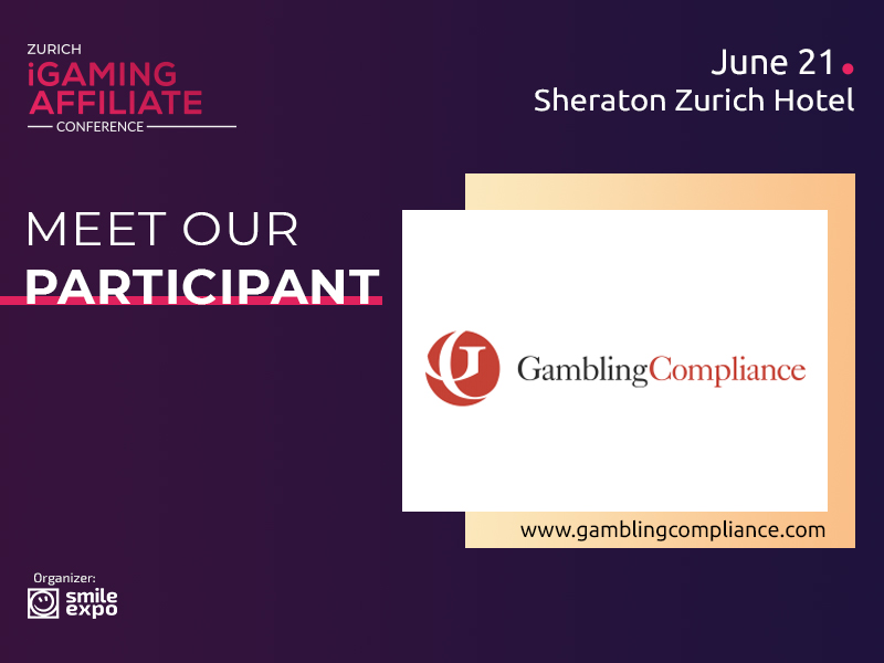 Meet Participant of Zurich iGaming Affiliate Conference: Switzerland's Independent Regulatory Body – Gambling Compliance!