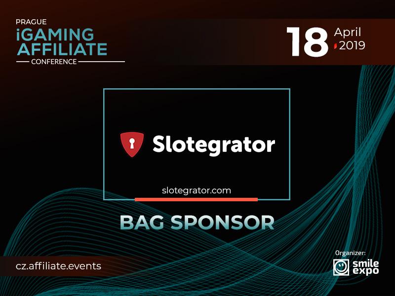 Meet the Bag Sponsor at Prague iGaming Affiliate Conference – Slotegrator