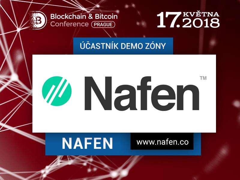 NAFEN představí unikátní produkt na Blockchain & Bitcoin Conference Prague