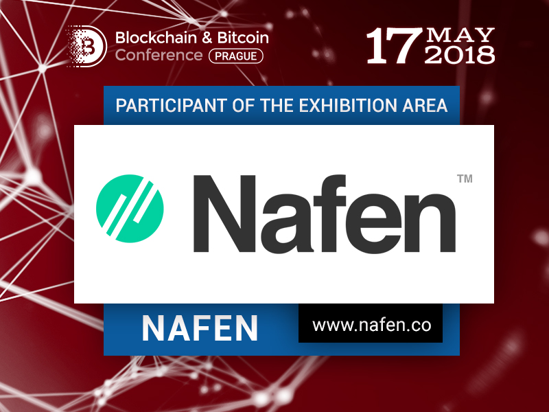 NAFEN to present a unique product at Blockchain & Bitcoin Conference Prague