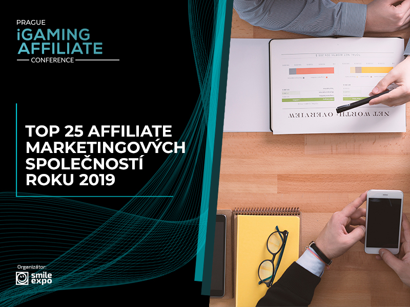 Nejlepší affiliate programy: Top 25 společností roku 2019