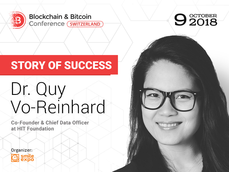 """Never Stop Learning to Advance Yourself"" - The Story of Dr. Quy Vo-Reinhard, Co-Founder & Chief Data Officer at the HIT Foundation"