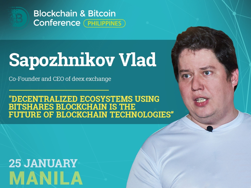 New blockchain platforms and decentralized exchanges: Vlad Sapozhnikov about novelties