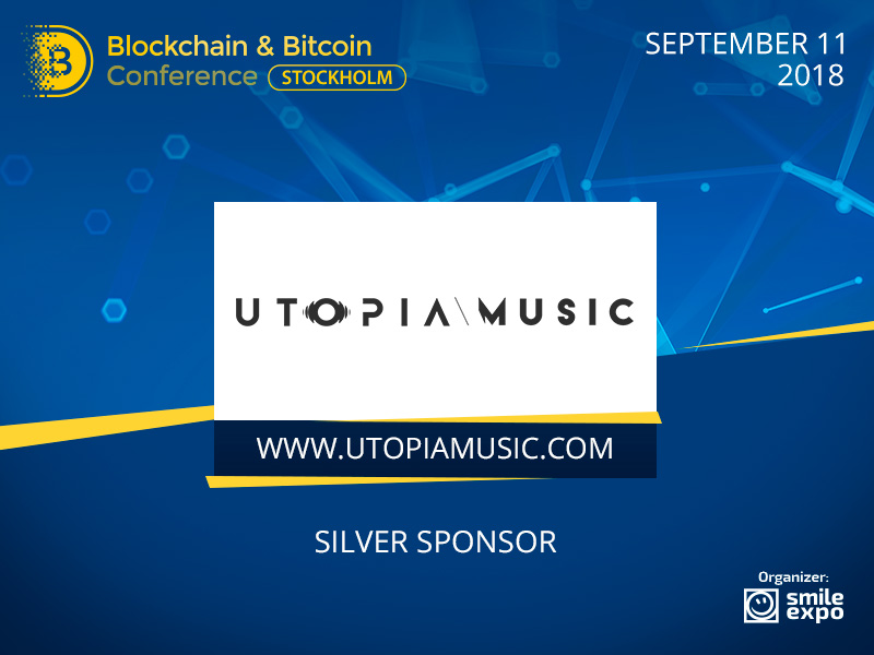 New Solutions for Music Industry – Utopia Music Will Become a Silver Sponsor of the Conference