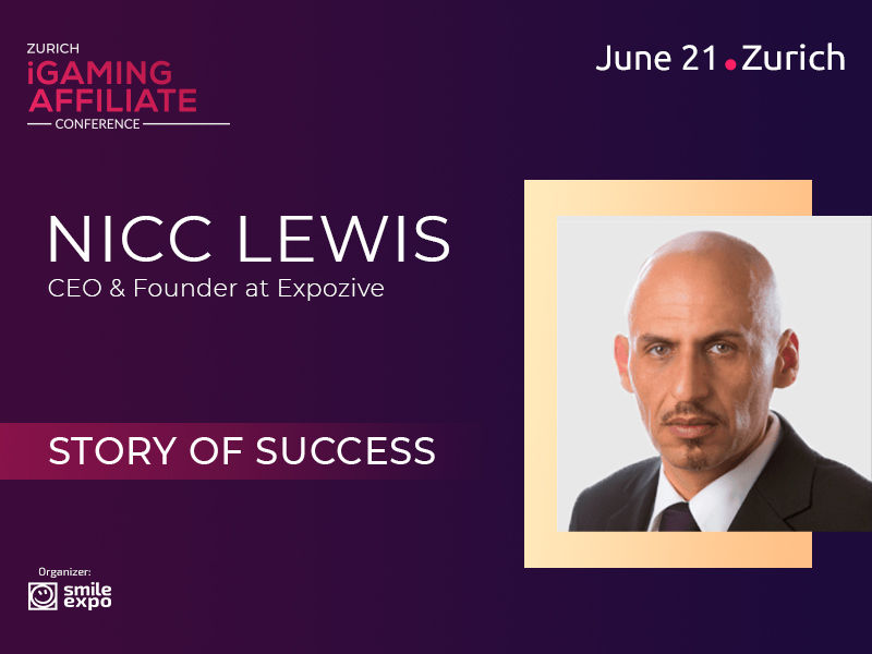 Nicc Lewis, Expozive CEO: Fashion Industry Developed My Marketing Talent