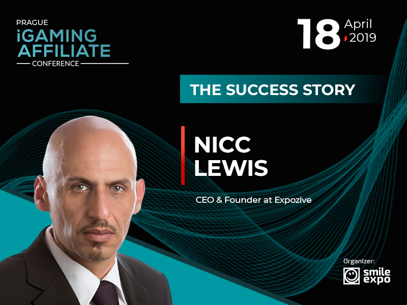 """Nicc Lewis: """"I had developed my talent for marketing in fashion industry in South Africa"""". The Success Story of CEO & Co-Founder at Expozive"""