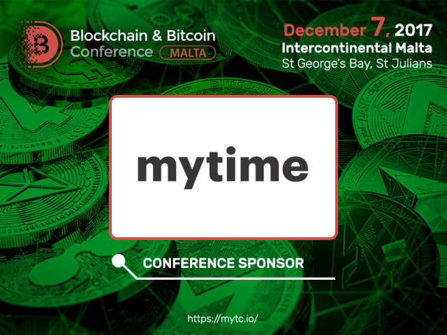 Obtaining reward for spent time is real! mytime team, event sponsor, to present its solution