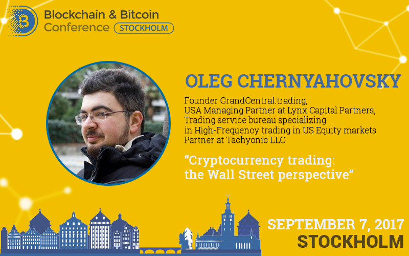Oleg Chernyahovsky: how blockchain and trading can be combined and change each other