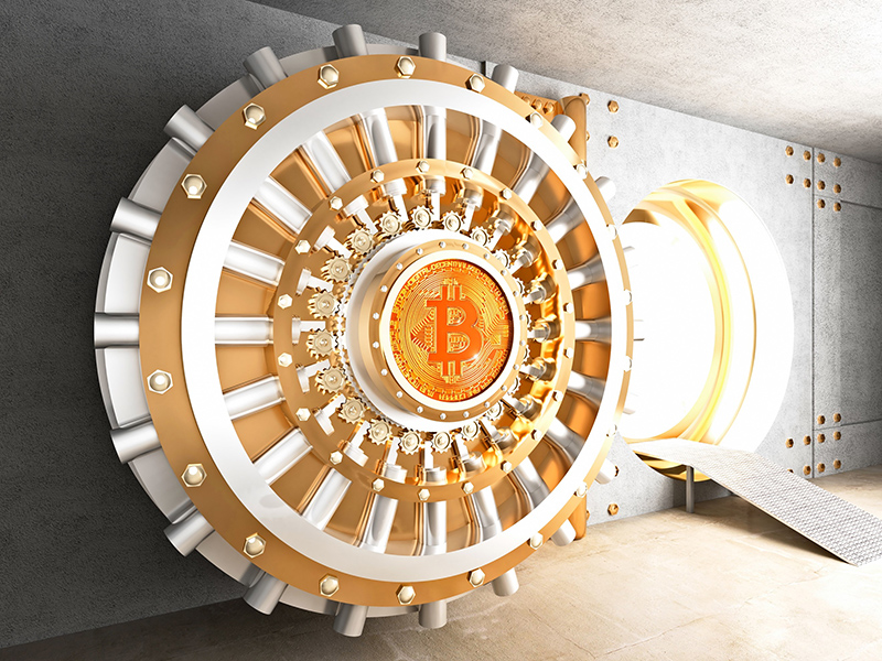 One of the largest banks of the Republic of Korea will offer cryptocurrency vaults