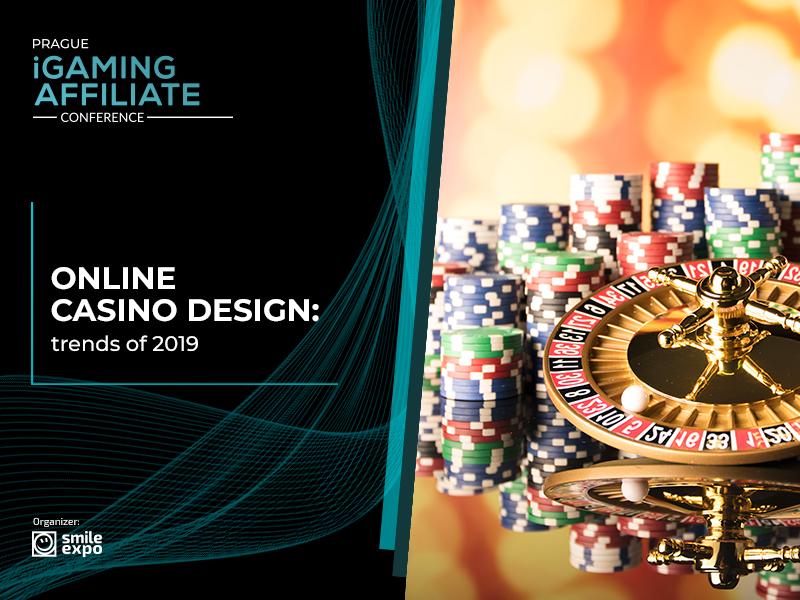 Online casino design: trends of 2019
